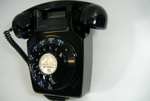 Vintage Wall Telephones / Antique & Vintage Wall Telephones
