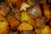 south African dishes