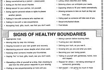 Counseling - boundaries