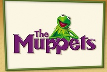 The Muppets / by Victoria Rachitzky Hoch