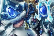 Fan Art League of Legends