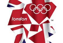 London Olympics / by Kent Griffiths Design