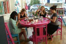 craft cafes