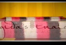 gida's tnalak: handwoven fabric