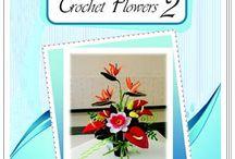 The book of crochet flower 2