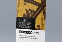Mockup - Roll-UP