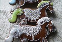 konie z piernika