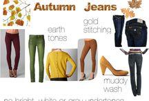 Jeans for Autumns