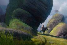 Environment (landscapes)