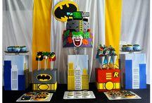 Party Ideas - Birthday : Superhero