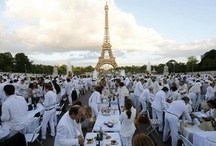 Dîner en blanc préparation / Ideas and concepts for one of my favourite events of the year