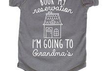 I'm gonna be a grandma!
