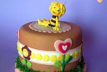 Taart en cakes / by Monika Slot