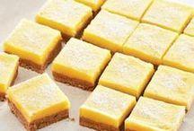 carré citron