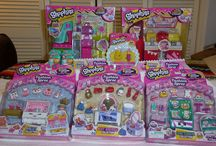 Shopkins! / Shopkins Season 3, Season 2 and Season 1 plus all the Limited Edition and Special Edition Shopkins Toys. I can't resist the darned things! I opened a bunch of blind baskets, now I want them all. I am taking loads of photos to post on my Shopkins Blog at www.FunDuck8.com - these are just the best little collectible toys.
