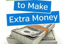 Money Making Ideas for Moms / Tips and ideas for moms on different ways to make money working from home or online. Learn how to make some extra income when you have a break from the kids