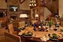 Mesas banquetes
