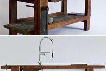 Upcycled Kitchen Inspiration