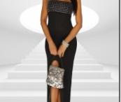 Sexy Abendkleider / Kleider mit sexy Stil. Abendmode für besondere Anlass