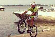 Cycling / I love Cycling !  A very hard sport but beautiful !