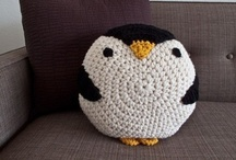 Cute Crochet / by Julie @ Knitted Bliss