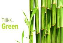 Go #Green / #Bambrella #Bamboo #Umbrellas For a Greener World! Visit: http://www.bambrellausa.com/ #sustainable #eco #GotShade