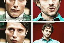 Hannibal  / Stuff from the TV series Hannibal