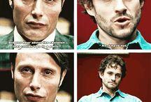 Hannibal  / Stuff from the TV series Hannibal