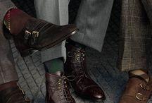 Buty i ich pielęgnacja / Buty do garnituru, casual, sportowe, ręcznie robione. Etc