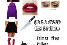 Nina the killer