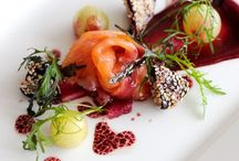 Cornish food / Our chef Tom Hunter does amazing things with amazing produce
