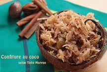 Confiture de coco