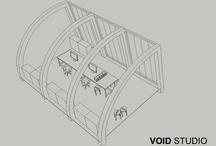 Interiors / by VOID interieurarchitectuur