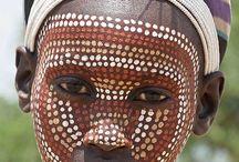 tribos africanas