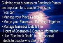 FaceBook Tips / Building relationships thru Friendship