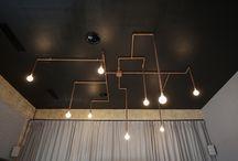 Lampe foreslag / Div ideer til lamper