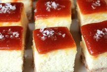 Cheesecake / Cheesecake bars