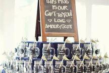 Ale's wedding favors