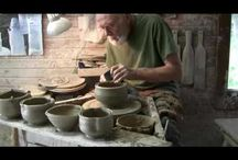 videos of ceramic and art / artist's works videos