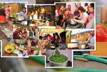 Cooking Classes in Rishikul Yogshala