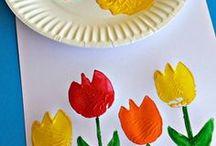 Tavaszi kézműves