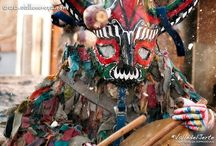 Iberian Mythology & Masked folklore / Creatures and bestiary of the Mythology and masked folklore from the Iberian peninsula (and its islands)