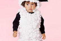 Disfraz Bebe Niña