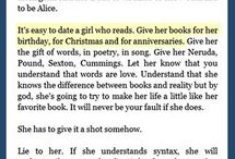girls who read