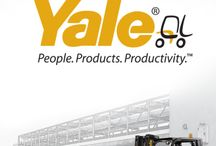 Yale Lift Trucks / This interactive app will help you to discover all of the lift truck solutions Yale Materials Handling Corporation offers to help your business get the job done. Yale and its dealer network provide a full line of materials handling lift truck products and services that provide solutions for nearly any application.  https://itunes.apple.com/app/id690429856 https://play.google.com/store/apps/details?id=com.nacco_materials_handling_group_inc.yale_lift_trucks