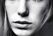 Jane Birkin - inspiring person / Inspiration: make-up, hair  Source: google pictures