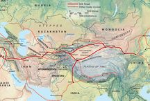 Lands of the Khans & The Silk Road