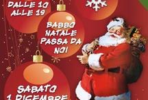 Festa di Natale / Babbo Natale viene trovarci