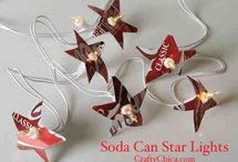Soda can /Soda bottle
