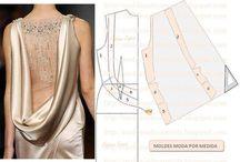 pattern drafting 101 / by gingerbugZ